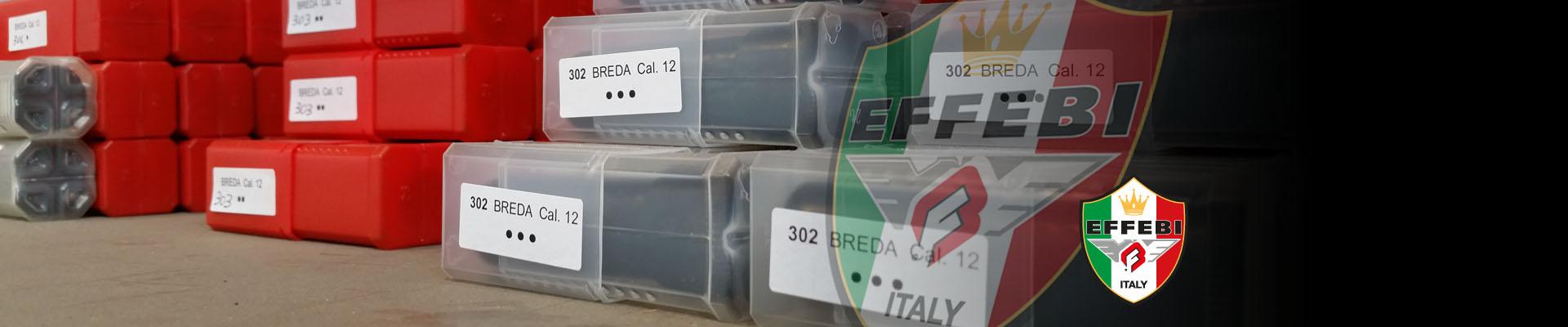 Italiano) Strozzatori per fucili Effebi di Beretta