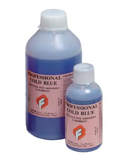 liquido brunitore cold blue