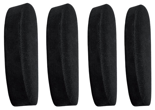 real rubber recoil pads 30 25 20 15