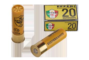 cartucce dispersanti dispersing cartridges c20 ga effebi beretta