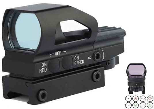 VISION Red Dot RDV14D touch punto rosso